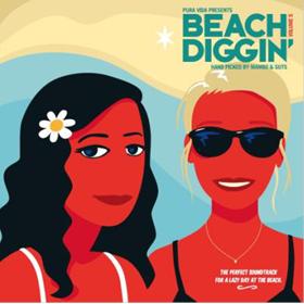 VARIOUS - Beach Diggin' Vol. 5 - Handpicked By Guts & Mambo (Pre Order: 11/08/17)