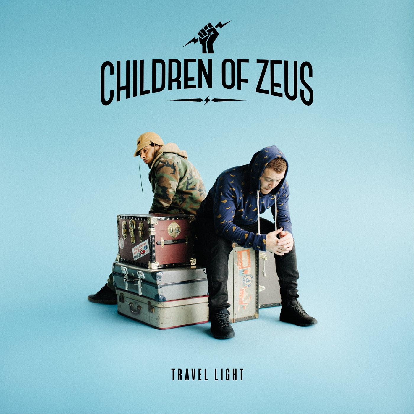 CHILDREN OF ZEUS - Travel Light (2 x LP)