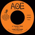 LYNN WILLIAMS - It Takes Two / Don't Be Surprised 7""