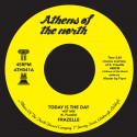 "FRAZELLE - Today Is The Day (7"" Re-issue)"