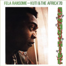 FELA RANSOME KUTI AND THE AFRICA '70 - Afrodisiac LP
