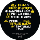 SAM BINGA & RIDER SHAFIQUE - Champion EP (Pre Order: 27/10/17)